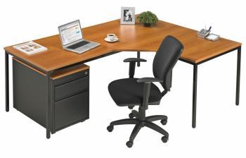 Nieuwe bureau's