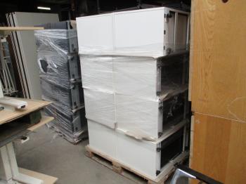 ladenblokken gebruikt wit