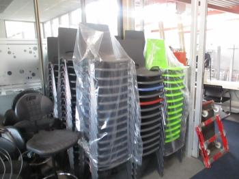 kantine stoelen valk arena nieuw